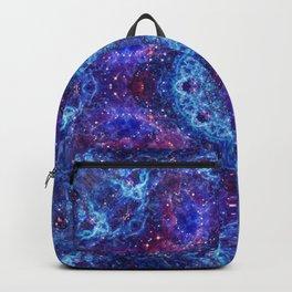 Shiva Blue Mandala Backpack