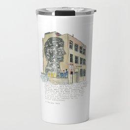 1 Jessie Street. Travel Mug
