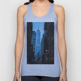 World Trade Center, New York Unisex Tank Top