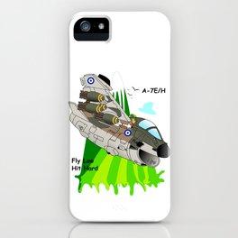 A-7E/H Aircraft iPhone Case