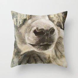 Sheep Throw Pillow