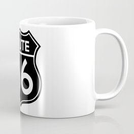 Route 66 America's mother road Coffee Mug