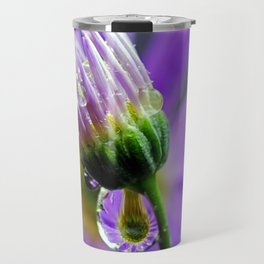 purple dew Travel Mug