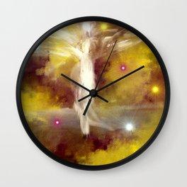 My Spirit in Me Wall Clock