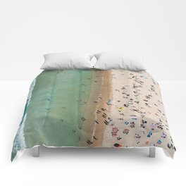 Bondi Stripe Comforters