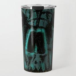 Kill The Corrupt (Landscape Version) Travel Mug