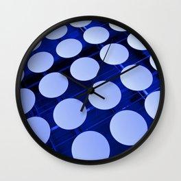 Lots of Spots Wall Clock
