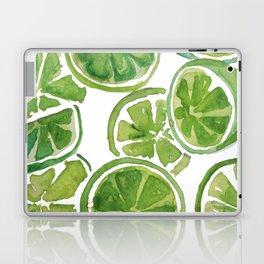 Watercolor LIMES Laptop & iPad Skin