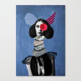 Surrealism, Collage Art Canvas Print
