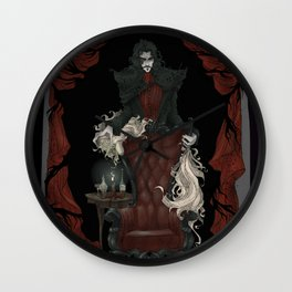 Tragically Ever After: Dracula Wall Clock