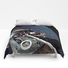 Apollo 9 - Spacewalk Comforters
