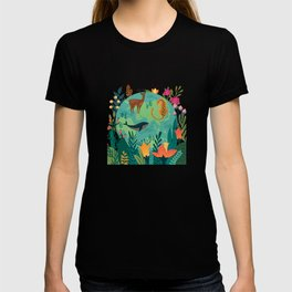 Once Destroyed Nature's Beauty Cannot Be Repurchased At Any Price T-shirt
