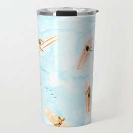Surfers Travel Mug