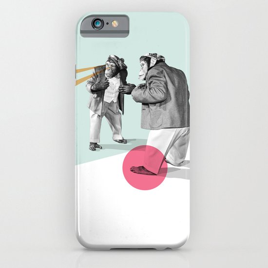 mirror, mirror on the wall. iPhone & iPod Case