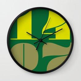 14th July Wall Clock