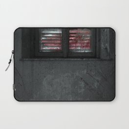 Bloody Crime Scene Laptop Sleeve