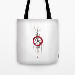 No Symmetry Tote Bag