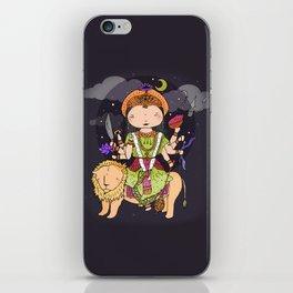 Durga iPhone Skin