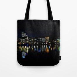 Wellington City Scape Tote Bag