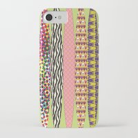surfing iPhone & iPod Cases featuring Surfing? by DesignsByMarly