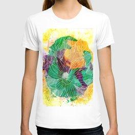 Bursting T-shirt