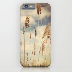Tall Field by the Ocean Slim Case iPhone 6s