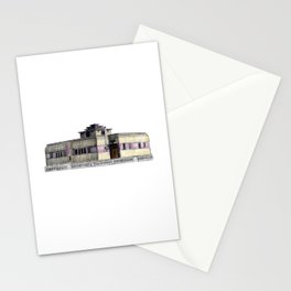 GALLERY SQUARE CHALET Stationery Cards