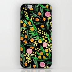 FLOLOVEBLCK iPhone & iPod Skin