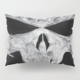 Punisher skull Pillow Sham