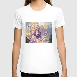Inner Journey of Jester Buttons T-shirt