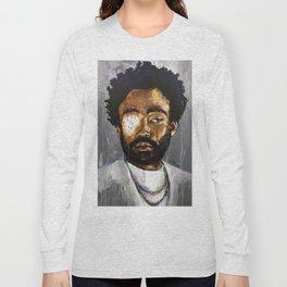 Naturally Gambino Long Sleeve T-shirt