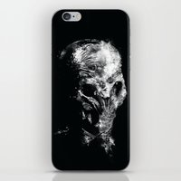 silent hill iPhone & iPod Skins featuring Silent by zerobriant
