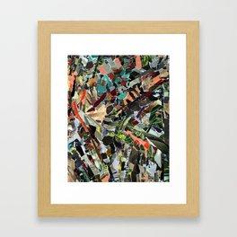 Food, Fuel, and Cash Framed Art Print