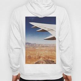 Flight Over Vegas Hoody