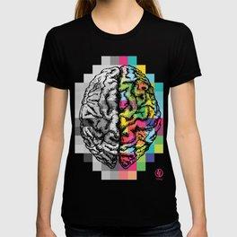 PixelBrain T-shirt