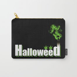 HalloWeed Carry-All Pouch