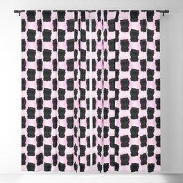 Black Pomeranian Blackout Curtain
