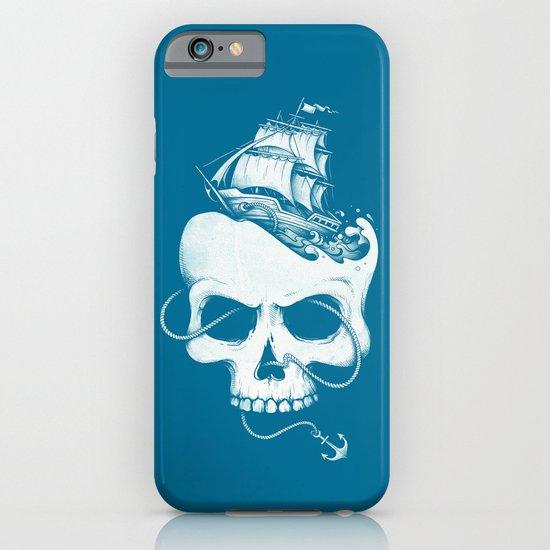 Sailing the Dead Sea iPhone & iPod Case