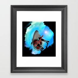 TIL DEATH DO US PART Framed Art Print