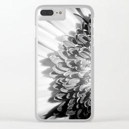 Gerbera Clear iPhone Case
