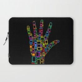 Mobile Phones Hand Laptop Sleeve