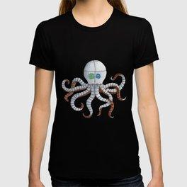 Octopus Steampunk Art T-shirt