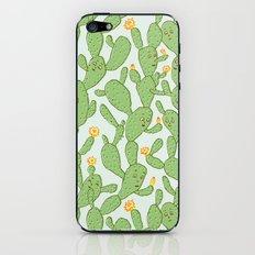 Happy Cactus | Pattern iPhone & iPod Skin
