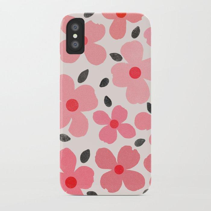 dogwood 8 iPhone Case