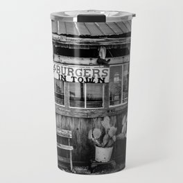 Best burgers in town Travel Mug