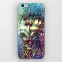 saturn iPhone & iPod Skins featuring Saturn by Vincent Vernacatola
