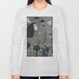 Above the Rooftops Long Sleeve T-shirt