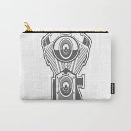 I'm A Biker Carry-All Pouch