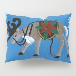 Ready for Santa's Sleigh Pillow Sham