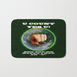 YOU COUNT - 009 Bath Mat